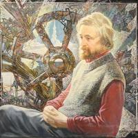 Портрет художника Е.А. Винокурова, 1987