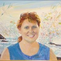 Портрет девушки, 2011