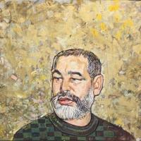 Титан. Портрет художника М. Давлетбаева, 1995
