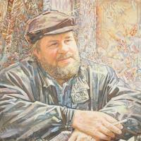 Портрет Воробьева Е.В., 1998