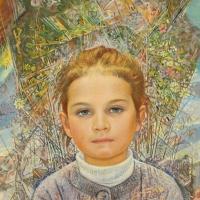 Портрет девочки, 2005