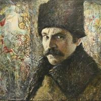 Портрет художника Е. Клейменова, 2005